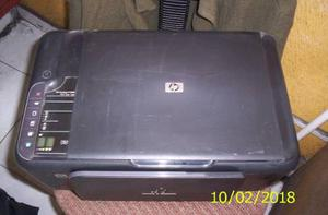 Impresora multifuncional hp deskjet f4480 refacciones.