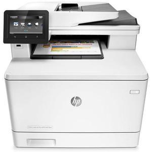 Impresora Multifuncional Hp Laserjet Pro M477fnw Laser