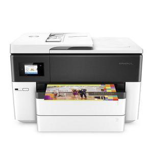 Impresora multifuncional hp officejet pro 7740 tinta -blanco