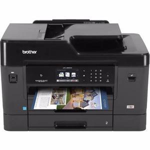 Impresora multifuncional inyec. de tinta brother mfc-j6930dw