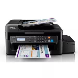 Impresora multifuncional tinta continua epson l575