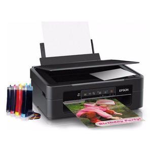 Impresora multifuncional tinta pigmentada con sistema 241