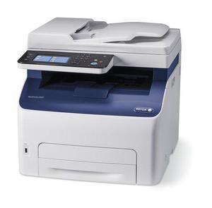 Impresora multifuncional xerox workcentre 6027 láser color