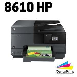 Impresora officejet pro 8610