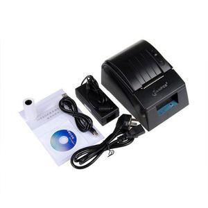 Impresora termica de 58 mm para ticket punto de venta usb