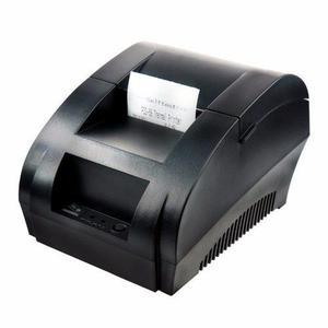 Impresora tickets termica usb kit punto de venta 58mm