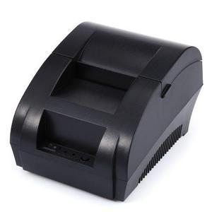 Impresora térmica pos zj-5890k portátil usb 58 mm