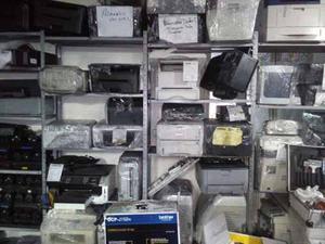 Impresoras para refacciones tinta hp, epson, y mas