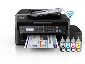 Mult. epson l575 ecotank con sistema de tinta de fábrica