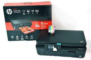 Multifuncional hp deskjet ink advantage 5525 nueva wi fi usb
