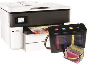 Multifuncional hp officejet 7740