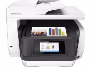 Multifuncional hp officejet 8720 con sistema de tinta conti