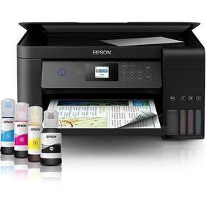 Multifuncional l6171 epson tinta continua ecotank wifi
