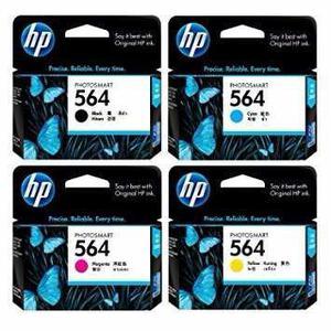 Pack c/3 cartucho de tinta ncy hp 564 - original oferta