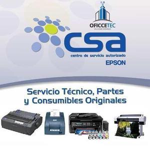 Servicio técnico impresora epson l210, l355, l455, l555 all
