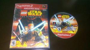 Star wars lego para ps2