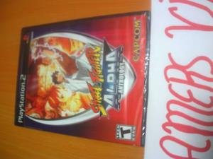 Street fighter alpha anthology ps2 mercadoenvio gratis
