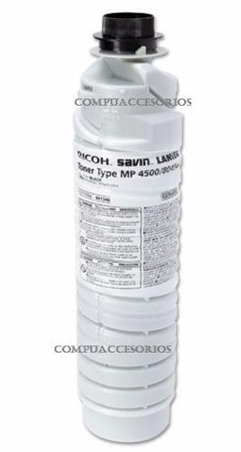 Toner ricoh mp3500 ricohaficio mp4000 5000 nuevo generico