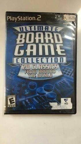 Ultimate Board Game Collection Ps2 Seminuevo En Igamers