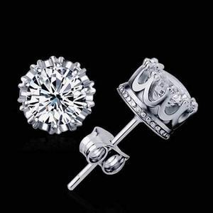 072e570c3671 Aretes de oro laminado 18kgp regalo amor mujer joyería moda en ...