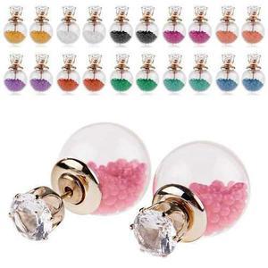 1b3cc995e085 Aretes doble perla
