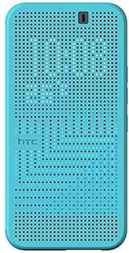 Htc dot view ice estuche premium para htc one (m9),turquesa