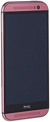 Htc one m8x 16gb-pink smartphone 5, cámara dual 4 mp, 16 gb