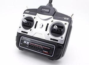 Radio control rc turnigy 5x transmisor 2.4ghz + envío