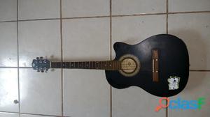 Guitarra electroacustica marca sd