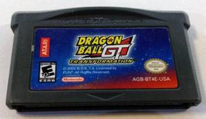 Dragon ball gt transform game boy advance gba retromex tcvg