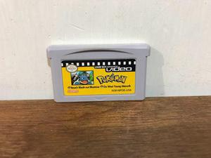 Gameboy advance video pokemon gba nintendo buen estado
