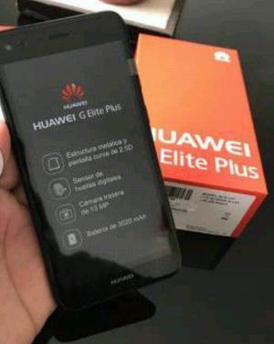 Huawei g elite plus negro (nuevo) +regalos