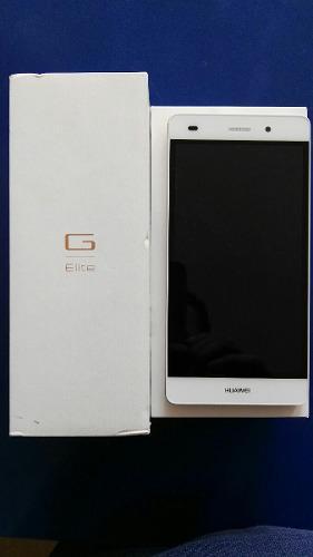 Huawei élite nuevo liberado para cualquier compañía.