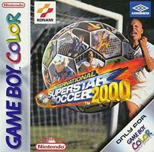 Internacional super soccer star 2000 game boy color sellado