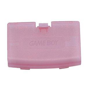 Juegos tapa de la tapa de la batería de color rosa claro pa