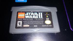 Lego star wars ii original trilogy nintendo game boy advance