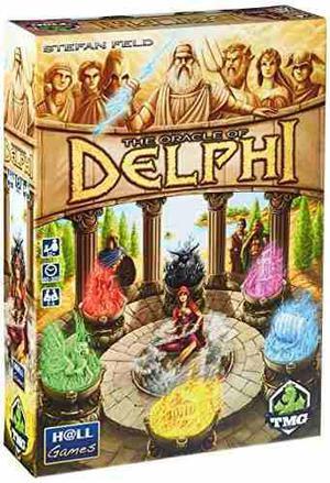 Oracle of delphithe board game 2 4 jugadores