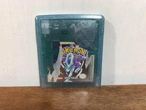 Pokemon Crystal Version Para Gameboy Color / Gbc Buen Estado