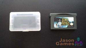 The Lord Of The Rings Nintendo Gameboy Advance