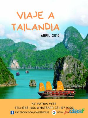 Viaje a tailandia, camboya y vietnam