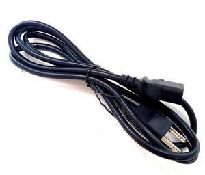 Cable corriente 1.8 cable de poder cpu monitor gabinete sea