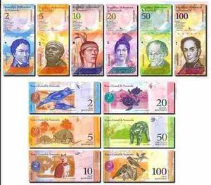 Colección completa de venezuela chavista