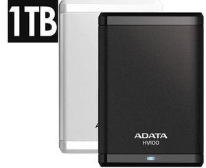 Disco duro externo adata 1 tb usb 3.0 hv100 ps4 xbox one