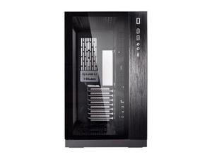 Gabinete lian li pc-011 dynamic negro med tower