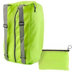 6698e076a Mochila bolsa de viaje impermeable color verde d3043