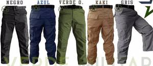 Pantalon Bolsas Tactico Anuncios Junio Clasf