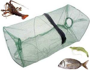 Trampa Para Pesca (langosta, Cangrejo, Camaron Mojarra) + Na