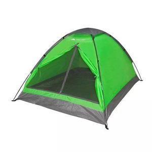 Casa de campaña para acampar para dos personas con bolsa