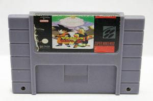 Dragon ball z snes consolas de luigi