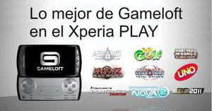 Juegos android hd 3d xperia play envío gratis